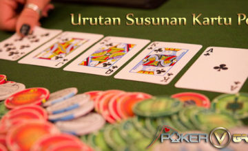 Urutan-Susunan-Kartu-Poker-Online