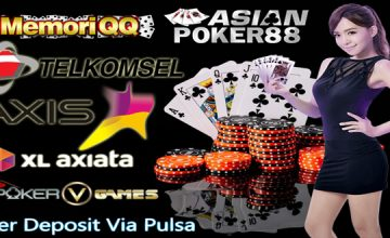 Situs PKV Games Poker Deposit Via Pulsa-PokerVGames